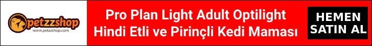 Pro Plan Light Adult Optilight Hindi Etli ve Pirinçli Kedi Maması