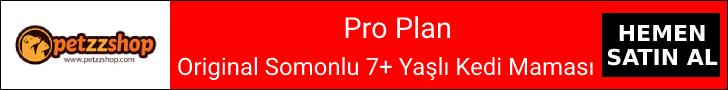 Pro Plan Original Somonlu 7+ Yaşlı Kedi Maması