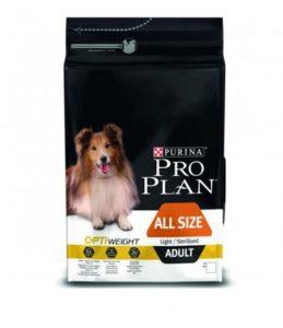 Pro Plan Adult Light Tavuklu ve Pirinçli Köpek Maması