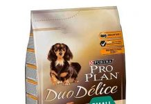 Pro Plan Duo Delice Small Breed Beef Köpek Maması
