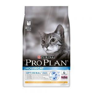 Pro Plan Housecat Optirenal Tavuklu ve Pirinçli Kedi Maması