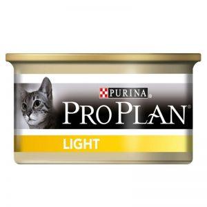 Pro Plan Light Hindili Yaş Kedi Maması