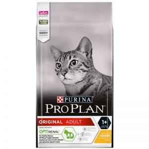 Pro Plan Original Adult Optirenal Tavuklu ve Pirinçli Kedi Maması