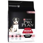 Pro Plan Puppy Optiderma Sensitive Skin Somonlu ve Pirinçli Yavru Köpek Maması